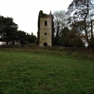 Emlaghfad Old Church of Ireland c 1760