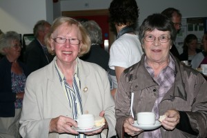 Anne Flanagan and Sr.Nell Chambers